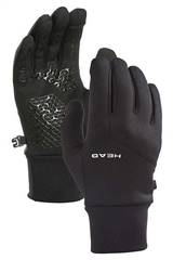 HEAD Men's Touchscreen Running Gloves