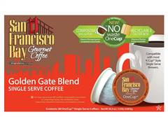 San Francisco Bay Gourmet Coffee Golden Gate Blend
