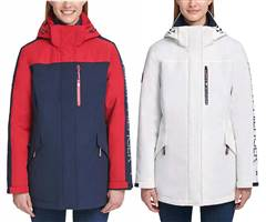Tommy Hilfiger Ladies 3 in 1 Systems Jacket