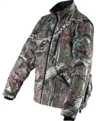 Mens Mossy Oak Camo Heated Jacket