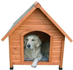 Large Dog House with Raised Floor