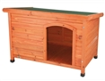 Weatherproof Wood Dog House Large Breed Dog House