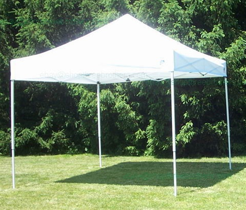 Alternative Views & EZ UP Canopy Gazebo