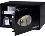 SENTRY 105 Bolt Down Lock LAPTOP Computer SECURITY SAFE