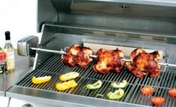 "Jenn Air Rotisserie Kit for 32"" - 38"" Outdoor Grill"