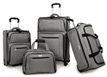 "Silver Spinner Wheeled 29"" SAMSONITE 4 Luggage Set"