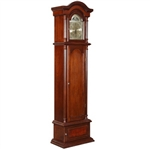 Gunfather Stand Clock Antique & Gun Cabinet