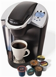 New Keurig Signature Brewer with My K-Cup & 36 K-Cups