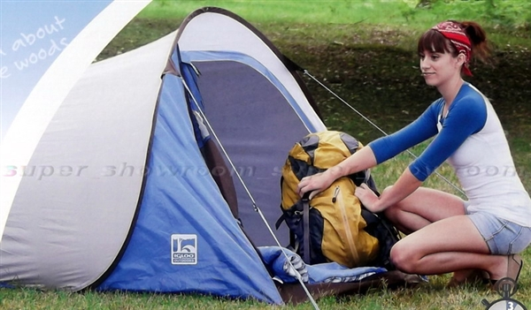 sc 1 st  Shop Three Brothers & 1 Person Pop Up Dome Tent