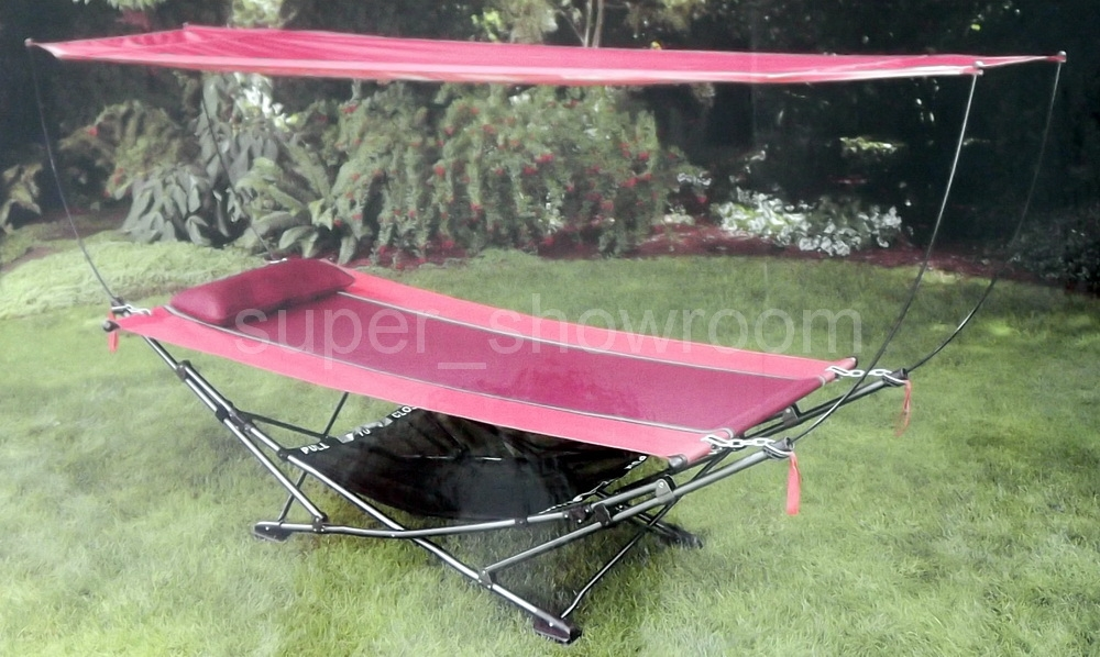 Popular Foldable Steel Frame Hammock ZR41
