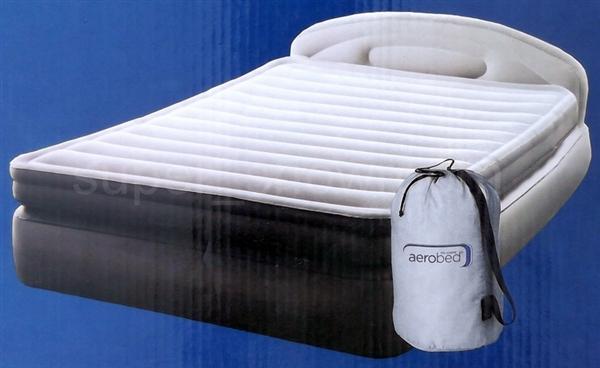 18 Aerobed Queen Air Bed Mattress Headboard Bag
