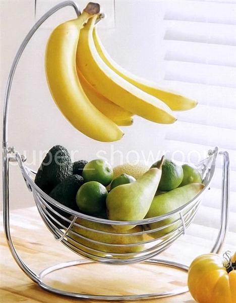Mesmerizing Banana Hammock Fruit Basket Contemporary - Best Image ...