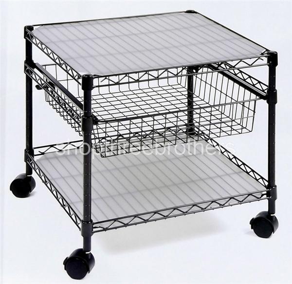 alternative views - Rolling Utility Cart