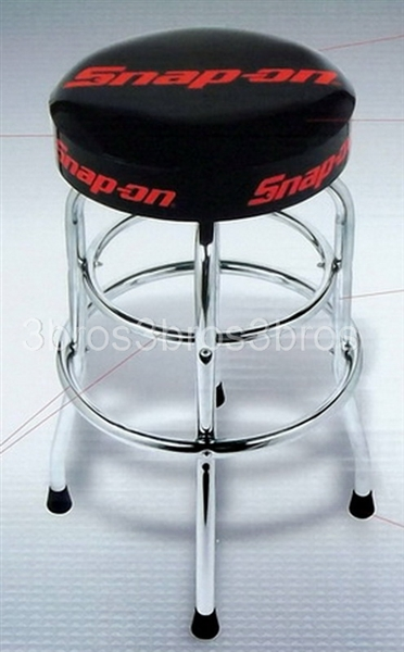 Snap On Shop Work Bar Stool Heavy Duty Frame