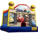 Disney Cars Inflatable Bounce House
