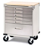 Ultra Heavy-Duty 6-Drawer Cabine