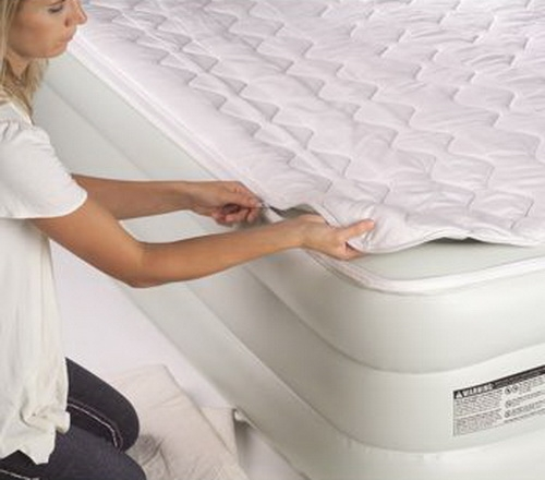 Coleman Double High Inflatable Queen Airbed Mattress With