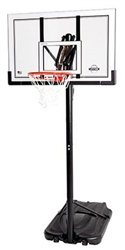 "Lifetime 52"" XL Portable Basketball System"