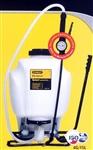 4 Gallon Stanley Backpack Sprayer