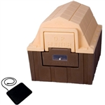 Insulated Dog House with Heater