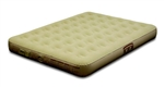 Queen Size Suede Airbed With Built in Pump & Carry Bag
