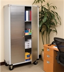 "Ultra Heavy-Duty 72"" Tall Storage Cabinet"