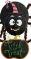 Hanging Spider Halloween Decoration Prop Kitchen Chalkboard Decor