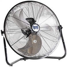 "20"" Commercial 3 Speed High Velocity Fan Floor Wall"