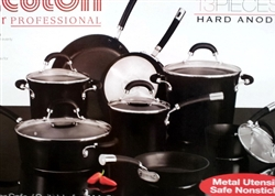 Circulon 13 pc Professional Anodized Cookware Set
