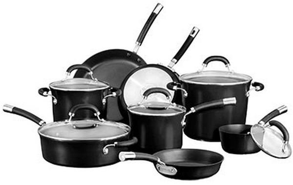Circulon 13 Pc Professional Anodized Cookware Set