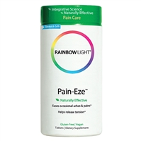 Pain-Eze - 40 Tablets - Rainbow Light