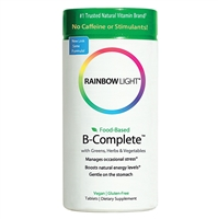 Food-Based B-Complete - 45 Tablets - Rainbow Light