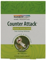 Counter Attack - 30 Tablets - Rainbow Light