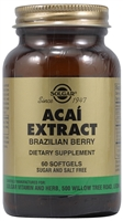 Acai Extract - 60 Softgels - Solgar