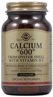 Calcium 600 - 60 Tablets - Solgar