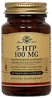 5-HTP - 100 mg - 30 Vegetable Capsules - Solgar