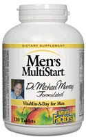 Dr. Murray Multistart Men's - 120 Tabs - Natural Factors