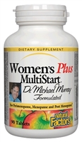 Natural Factors Dr. Murray Multistart Women's Plus - 90 Tabs