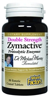 Zymactive Double Strength - 30 Tabs - Natural Factors