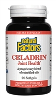 Celadrin Joint Health 350mg - 90 Softgels - Natural Factors