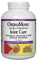 OsteoMove Extra Strength Joint Care - 120 Tablets - Natural Factors