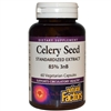 Celery Seed Extract - 60 Caps - Natural Factors