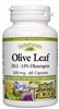 Olive Leaf - 500mg, 60 Caps - Natural Factors