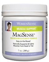 WomenSense  MagSense Lemon-Lime - 7 oz. Powder - Natural Factors
