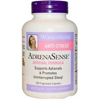 AdrenaSense - 120 Caps - WomenSense - Natural Factors