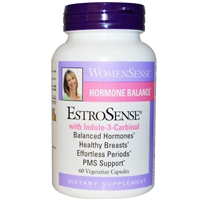 EstroSense - 60 Caps - WomenSense - Hormone Balance - Natural Factors