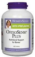 WomenSense  EstroSense with Indole-3-Carbinol - 120 Capsules - Natural Factors