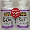 Vitamin E Mixed Tocopherols 400 Iu - 90+90 Softgels - Natural Factors