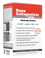 BioSil Bone Collagenizer Ultra - 40 Capsules - Natural Factors