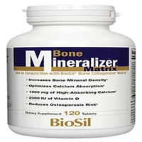 BioSil - Bone Mineralizer Matrix - 120 Tablets - Natural Factors